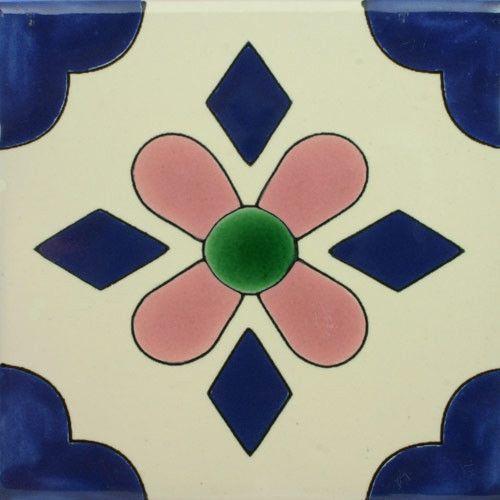 Decorative Tile Designs 210 Best Ceramic Mexican Tile Images On Pinterest  Mexican Tiles
