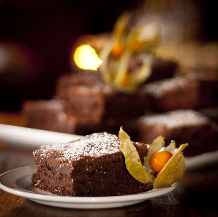 There is a Chocoholic in all of us!   Try the Skeff's Chocolate Brownie, baked fresh in-house by the Skeff's own pastry chef