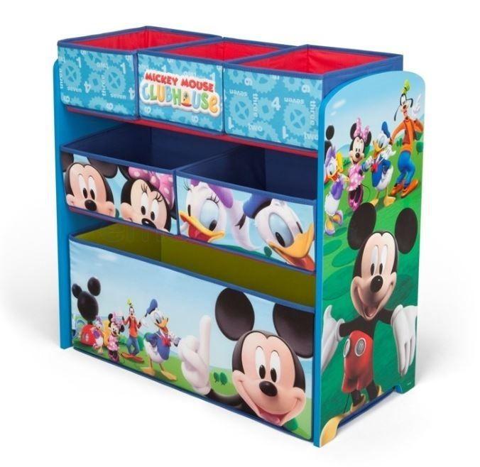 Opbergrek Mickey Mouse Delta