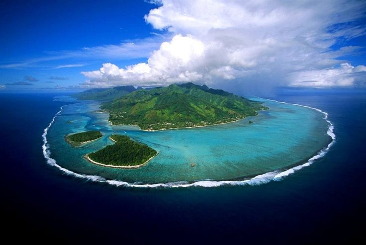 Moorea Island | French Polynésia/Mooréa Island' by Dany13@ flickr