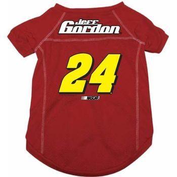Jeff Gordon NASCAR Dog Jersey - Red
