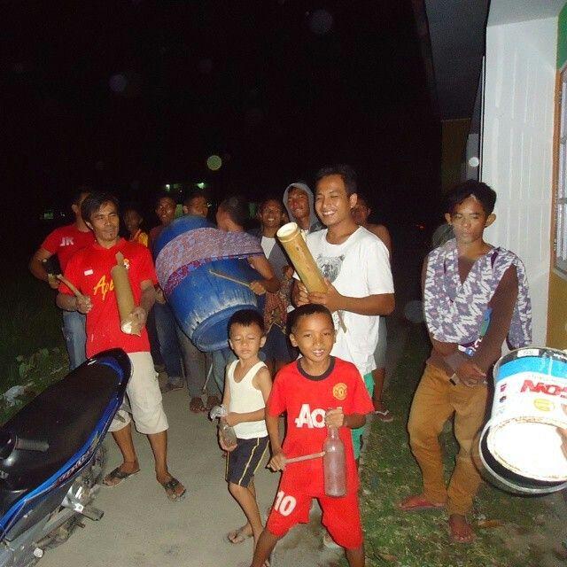 Musik Patrol Bangunkan Sahur  - @chyblnpurnama