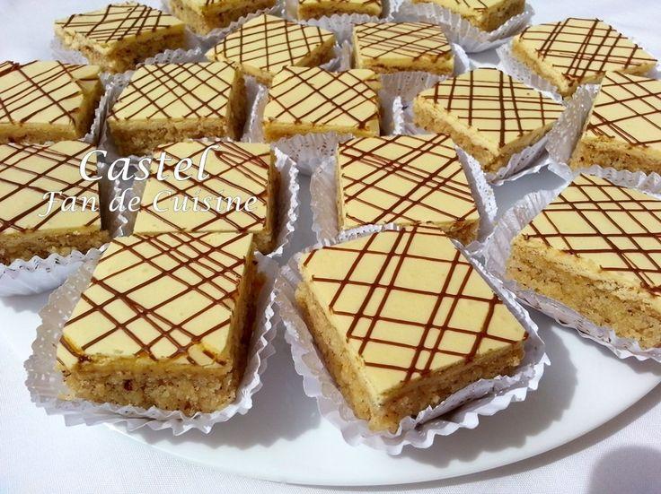 Castels - gâteaux algériens