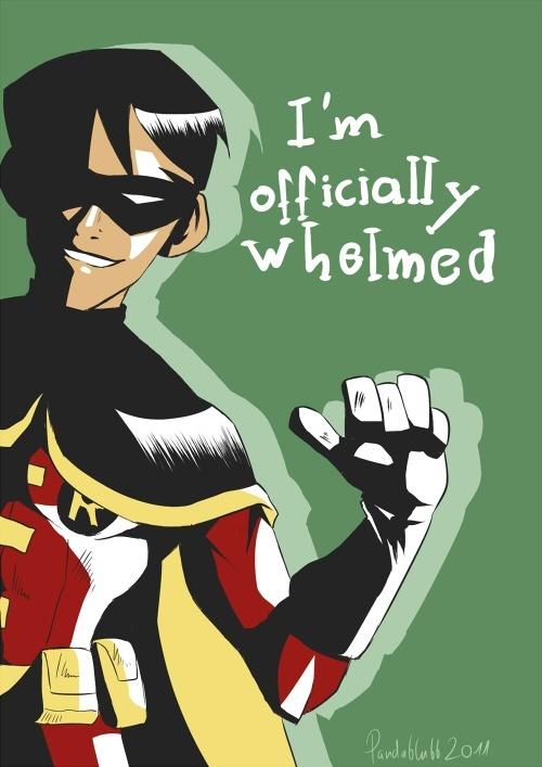 Young Justice - Robin Yeeeeeeessssssssssssss
