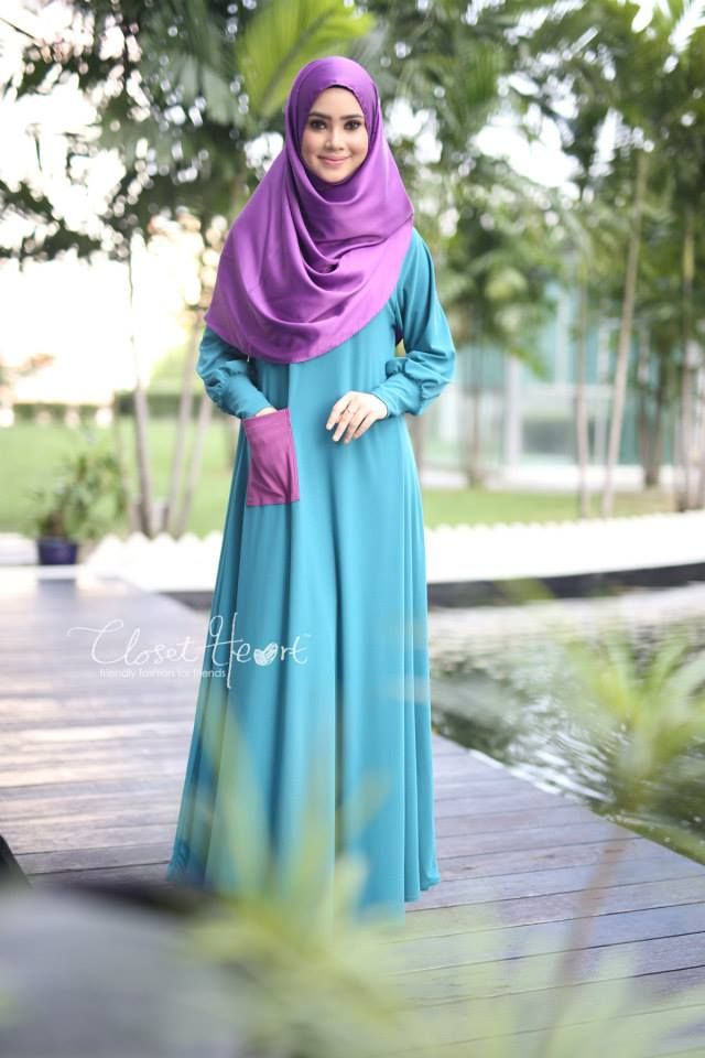 ALWANI JUBAH  CHJAL 183 AVAILABLE SIZE ( S , M & L ) Color: Turquoise pocket Dusty Purple Material: Moss Crepe Price: RM139 (exclude postage)  SATIN SHAWL (READY STOCK) Code: DHSHS 132 Color: Purple  Material: Satin  Price: RM39 (exclude postage)  *kindly PM us to purchase. tqvm