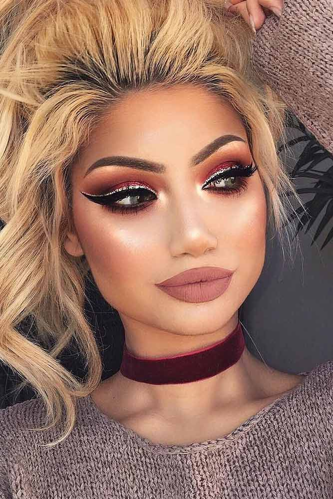57 Wonderful Prom Makeup Ideas