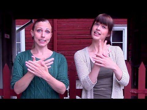 Tecknad sång - Laleh - Bara få va mig själv - MegaVega (2016) - YouTube