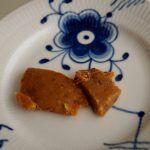 Hjemmelavet karameller - uden tilsat sukker - med peanut butter