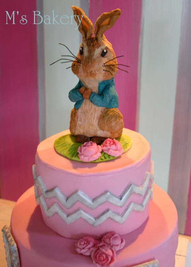 Roses for Peter Rabbit | Cakes & Cake Decorating ~ Daily ...