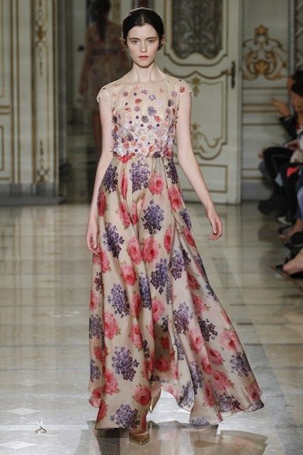 Luisa Beccaria - Spring/Summer 2016 Ready-To-Wear - MFW (Vogue.co.uk)