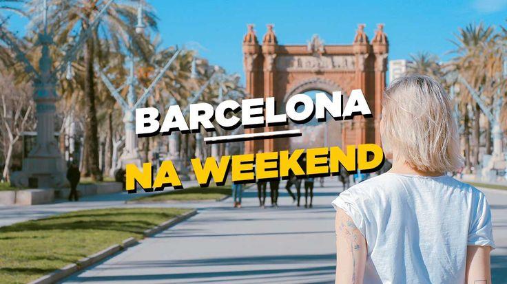 Mamy dla Was plan, który pomoże w największym stopniu wykorzystać 48 godzin spędzonych w stolicy Hiszpanii. Visca el Barca! | www.shakeit.pl