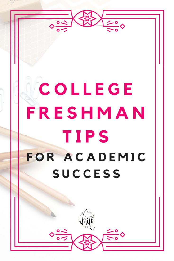 I'm sharing my college freshman tips for academic success.By the time you're done reading this post, you'll have more student tips under your belt than...