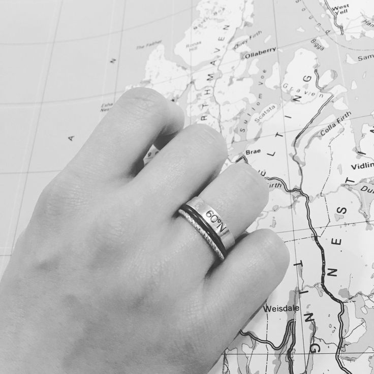 Far North Stacking Rings – Helen Robertson Jewellery