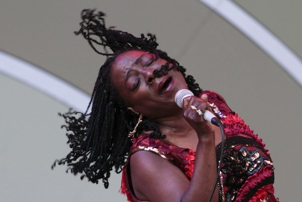 Sharon Jones has postponed her tour and upcoming album after being diagnosed with Stage 1 bile duct cancer, the singer announced Monday. (via @Los Angeles Times)