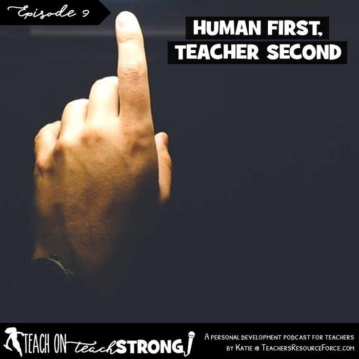 Teach On, Teach Strong Podcast for teachers to help develop a positive mindset and improve personal development!