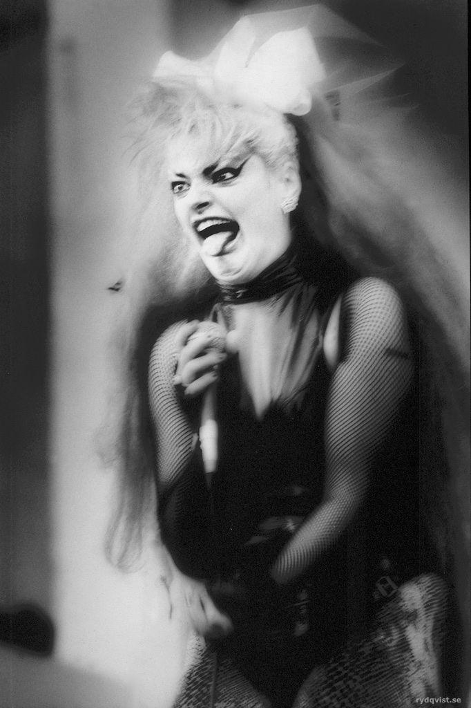 Nina Hagen – Stockholm 1984