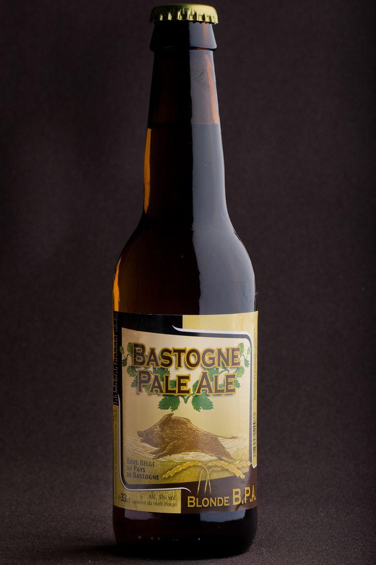 Bastogne Pale Ale via www.beergusto.com