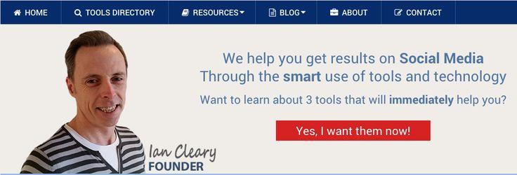Пример оформления главной страницы сайта