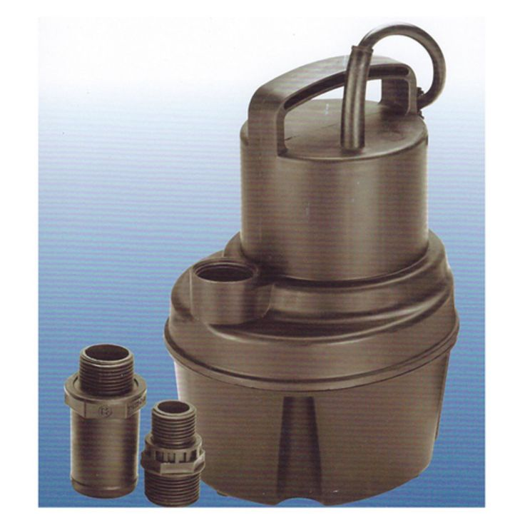 Danner 6MSP Submersible Utility/Pool Cover Pump - 6MSP