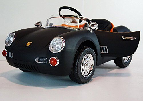 20 luxurious limited edition electric porsche style toy car for kids with genuine seat battery