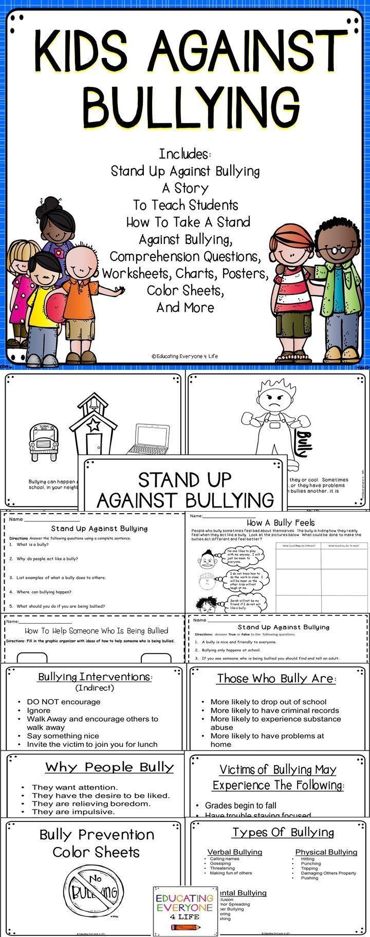 Best 25 Bullying Prevention Ideas On Pinterest Bullying