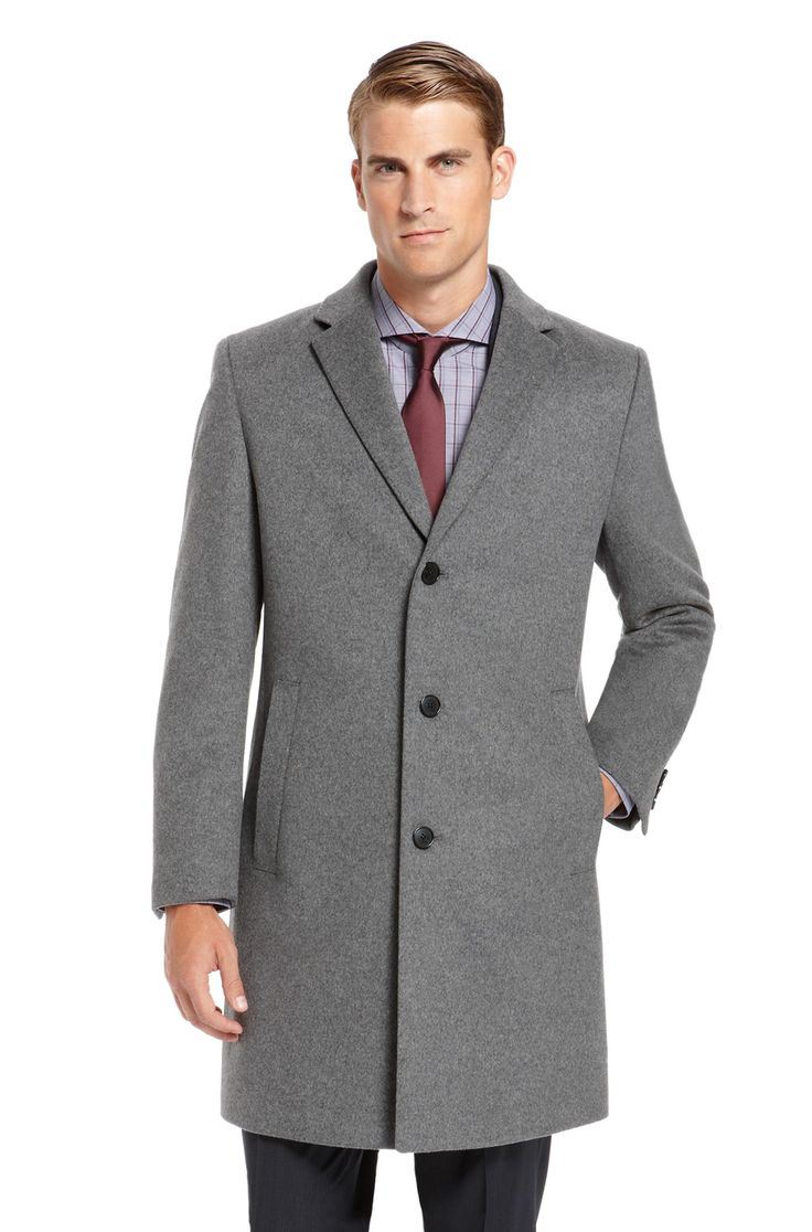 Hugo Boss Grey Coat. Grey CoatsHugo BossMen's ...