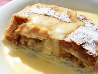 Apfelstrudel Recipe - Apple Strudel from Austria