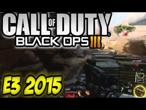 http://callofdutyforever.com/call-of-duty-gameplay/call-of-duty-black-ops-3-multiplayer-gameplay-e3-2015-hd-1080p-ps4-cod-bo3-exclusive-gameplay-info/ - Call Of Duty Black Ops 3 Multiplayer GAMEPLAY E3 2015 HD 1080p PS4 COD BO3 Exclusive Gameplay INFO  ►BE SURE to SMASH the LIKE Button if you Enjoyed this VIDEO! Welcome back to another Call of Duty Black Ops 3 2015 (BO3/BOIII) Video! Today, I have the new black ops 3 trailer for multiplayer at e3 2015! Today's Upload