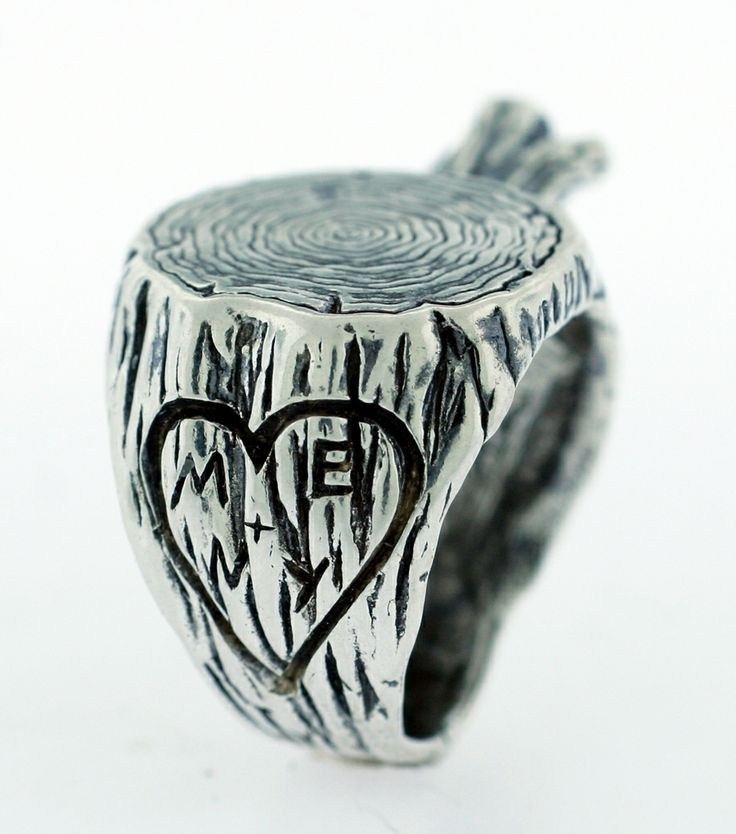 Catbird::shop by category::JEWELRY::Wedding & Engagement::Non-traditional::Tree Trunk Ring