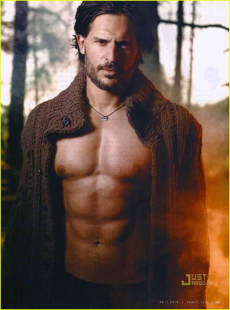 yeah sweater and abs, what's not to love of Alcid! @Cynthia Hudson #truebloode