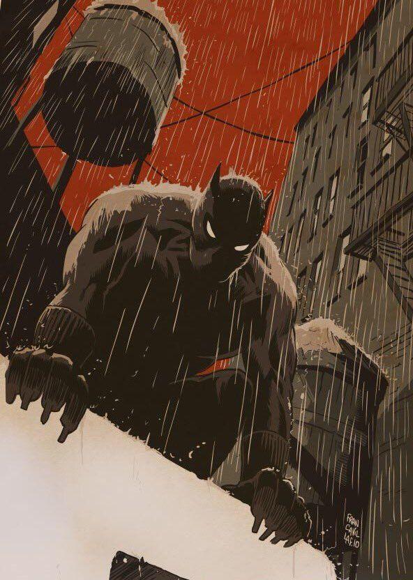 "Cool Comic Art on Twitter: ""Black Panther by Francesco Francavilla @f_francavilla… """