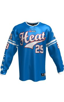 Houston Heat 2016 paintball training jersey - Limited Edition