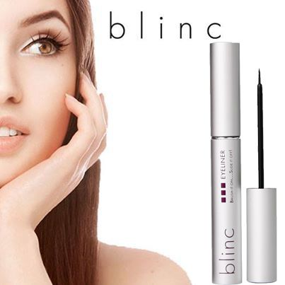 Blinc Eyeliner Black Eyeliner liquido dalla stesura straordinaria: scivola facilmente sulla linea delle ciglia per uno sguardo drammatico. Lo trovi solo su VanityLovers http://www.vanitylovers.com/blinc-eyeliner-black.html?utm_source=pinterest.com&utm_medium=post&utm_content=vanity-lovers-blinc-eyeliner&utm_campaign=pin-vanity
