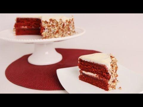 Laura Vitale Red Velvet Cake Recipe