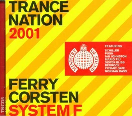 Trance Nation 2001 Ferry Corsten  Format: Audio CD. Free MP3 Download. £2.90