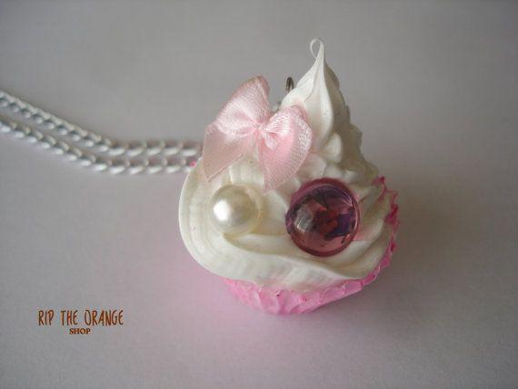 Lovely Pink Cupcake