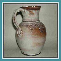 Pivní fešák na deset kousků, točená keramika.