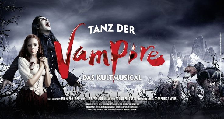 Open Dance Call für TANZ DER VAMPIRE im Ronacher © VBW / Preiml