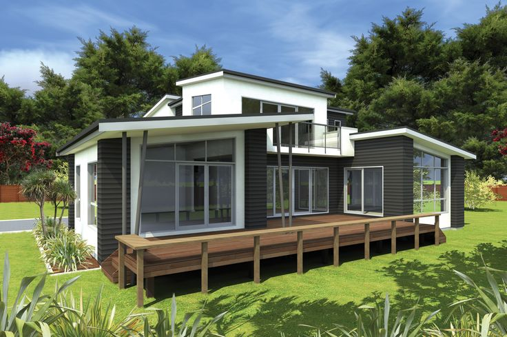 David Reid Homes - Contemporary 12 specifications, house plans & images