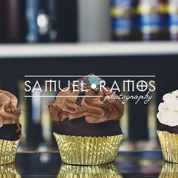 Stock Photos: Cupcake Trio *FREEBIE* TITLED: Cupcake Trio PHOTOGRAPHER: Samuel Ramos FORMAT: JPEG SIZE: 5557x3697 [9.2 MB] ***INSTANT DOWNLOAD*** The purchased file will be of high resolution and will not include the preview watermark.
