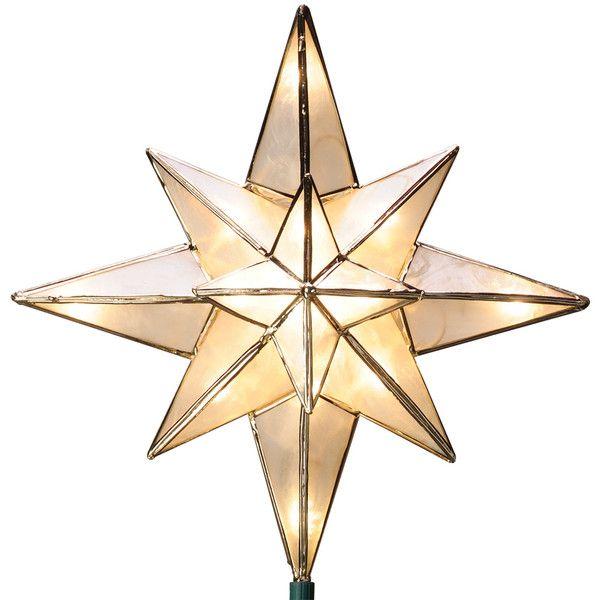 Best 25 Lighted Star Tree Topper Ideas On Pinterest