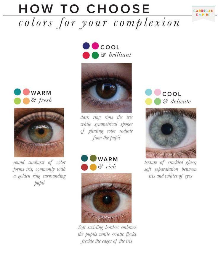 72 best images about color amp complexion on pinterest