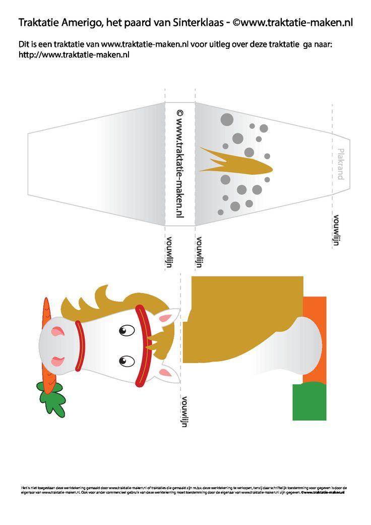 8 x gratis printables voor Sinterklaas - Hip & Hot - blogazine