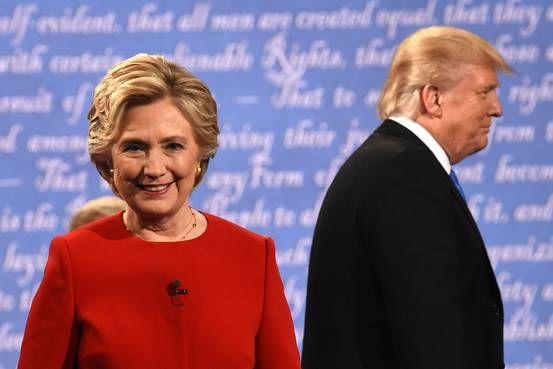 Presidential Debate: Financial Markets Declare Winners and Losers