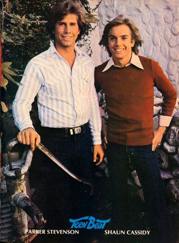 The Hardy Boys!  Long live my summer of them back in 2010, those episodes were such a fun and retro-rad escape!  :)  Thanks Frank and Joe!