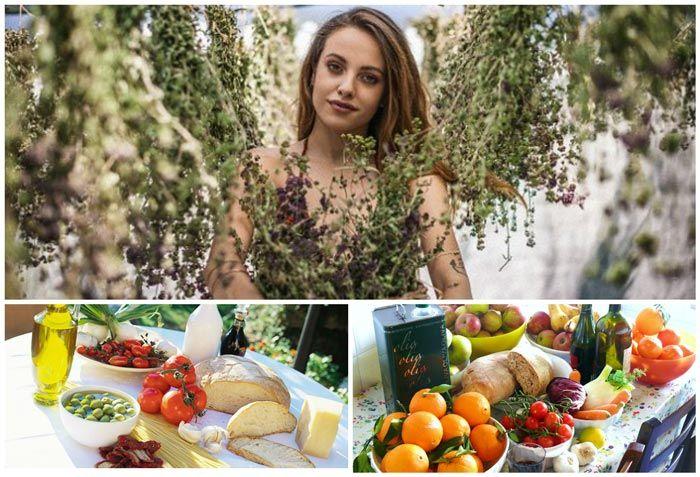 Entra y aprende todos los detalles sobre la dieta mediterránea