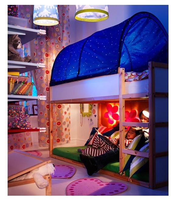 Kids bedroom. Children's bedroom.