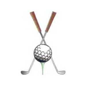 Golf Clubs And Golf Ball