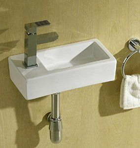 compact toilet & basin