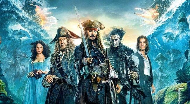 Habrá Piratas Del Caribe 6 Y Disney Apuesta Por Uno De Los Directores De La Venganza De Salazar Para Hacerla Piratas Del Caribe Capitan Salazar Piratas